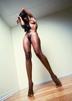 Leggy black babe and lots of amazing..