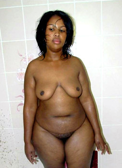 Black mom covered with sperm after..